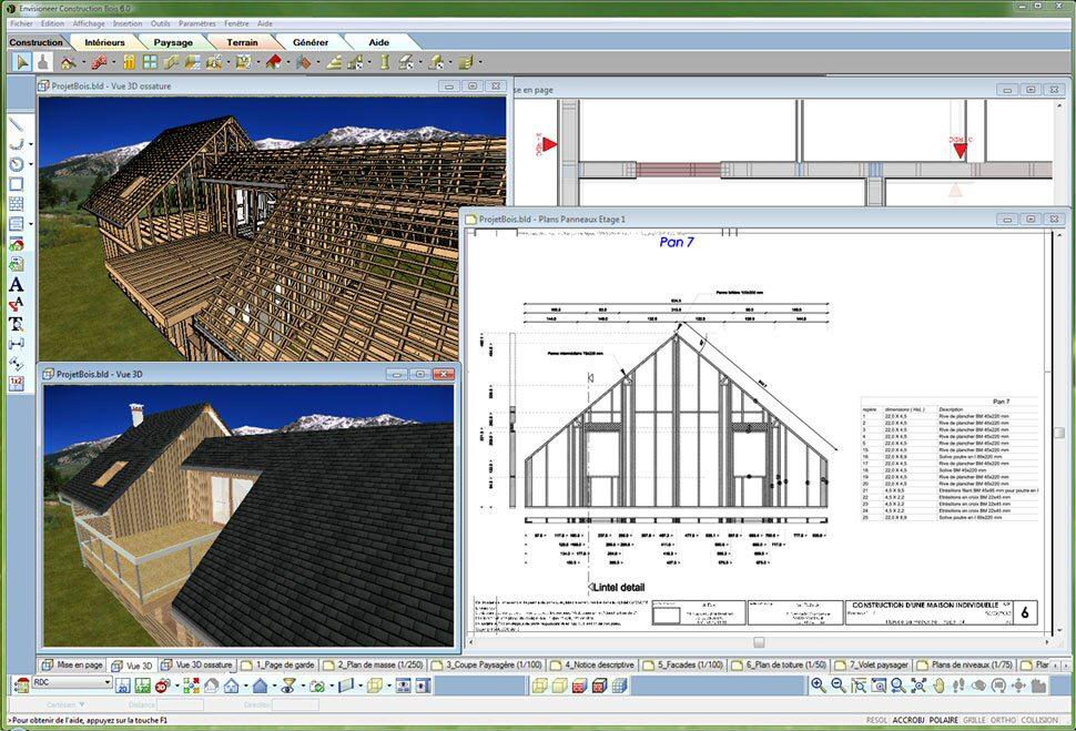 Cao for Logiciel architecture gratuit