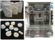 FagorBrandt utilise la technologie d'impression 3D Stratasys