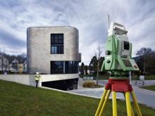 Leica présente la MultiStation MS50, la nouvelle technologie de mesure