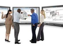 Autodesk Revit, Tekla BIMsight et Adobe Illustrator sont désormais intégrés aux écrans interactifs SMART