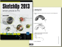 Les éditions ENI publient un livre sur SketchUp 2013