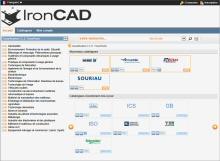 TraceParts s'associe à IronCAD : plus de 100 millions de modèles CAO 3D en ligne