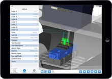 CGTech annonce l'application VERICUT Reviewer pour iPad