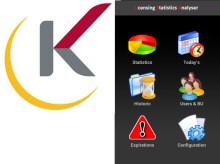 L'application LISA (Keonys) pour la gestion du parc des licences logicielles disponible sous Android