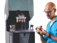 3D SOLUTIONS commercialise l'imprimante 3D ASIGA Freeform PRO