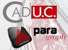 BIM : CAD.U.C et PARA GRAPH/Agirhe annoncent leur rapprochement