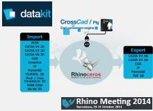 Datakit annonce des évolutions pour ses plug-ins pour Rhinoceros