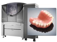 Stratasys lance la nouvelle imprimante 3D Objet260 Dental Selection
