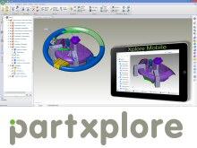 WorkXplore 3D devient PartXplore