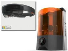 Autodesk et Microsoft, collaborent pour faire avancer la création numérique et l'impression 3D