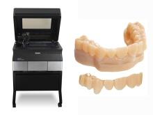 Stratasys présente l'Objet30 Dental Prime, une imprimante 3D pour les laboratoires dentaires de petite taille