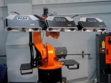 FARO lance des combinaisons d'imageurs 3D pour la métrologie