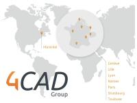 4CAD Group part à la conquête de l'Ouest