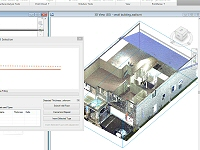 Nuages de points vers AutoCAD et Revit : FARO lance PointSense & VirtuSurv 17.0