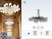 22 22 Edition Design crée son catalogue 3D de mobilier et luminaires avec CADENAS