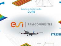 ESI annonce la version 2016 de PAM-COMPOSITES
