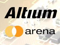 Arena fait alliance avec Altium pour permettre l'intégration bidirectionnelle