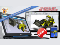 TFTLabs annonce le support du format SolidWorks 2017