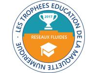 1ère Edition des Thophées Education de la maquette numérique 2017
