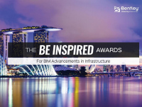 Concours « Be Inspired 2017 »  : Bentley Systems lance un appel à projets