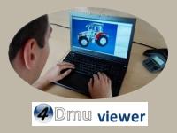 DeltaCAD enrichit son offre de revue de projet collaborative 4Dmu