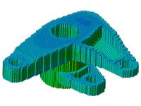 Digimat 2017.1, première chaîne de simulation pour la fabrication additive des polymères
