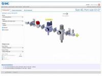 CADENAS : SMC développe un configurateur interactif de produits