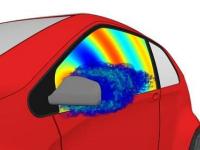 MSC Software annonce une solution couplée CFD/Acoustique