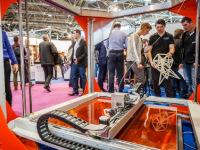 La 4ème édition de salon 3D PRINT se tiendra du 13 au 16 juin 2017 à Lyon