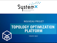 SystemX lance le projet TOP - Topology Optimization Platform