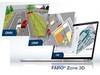 FARO lance FARO Zone 3D pour les professionnels de la sécurité publique