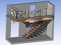 Letourneau, le maître de la métallerie bien ordonnée utilise TopSolid'Design