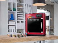 XYZprinting lance la 1ère imprimante 3D couleur à jet d'encre, la da Vinci Color