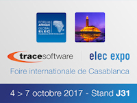 Trace Software International participe à Elec Expo à Casablanca