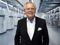 Hans J.Langer, Fondateur d'EOS, entre au « TCT Hall of Fame » de l'impression 3D