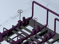 M4 ISO Isometrics pour PTC Creo Piping version 2.3 est disponible