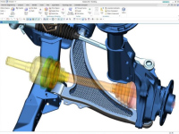 La nouvelle version de NX unifie les systèmes électriques, mécaniques et de contrôle