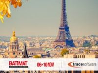 Trace Software International annonce sa participation à Batimat