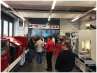 Un atelier mécanique d'exception pour former à la FAO