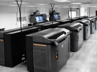 HP accélère la transition vers la fabrication 3D industrielle