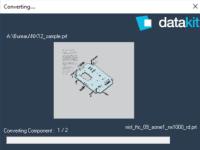 Datakit annonce la version 2018.1 de ses outils de conversion CAO
