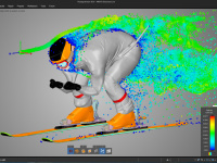 ANSYS Discovery Live permet de concevoir et de simuler en temps réel
