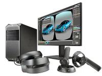 HP booste la station HP A4 et dévoile de nouvelles solutions de réalité virtuelle