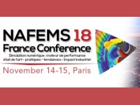 NAFEMS France lance un appel à communication pour sa Conférence Régionale 2018