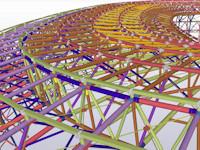 Le Mordovia Arena a pu être livré dans les délais grâce au logiciel BIM Tekla Structures