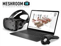 Meshroom VR annonce et présente son éditeur de matériaux pour la VR sur Smart Industries