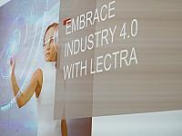 Lectra a dévoilé sa salle de coupe 4.0 lors sa journée 'Fashion Goes Digital'