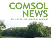 COMSOL annonce l'édition 2018 de son magazine COMSOL NEWS