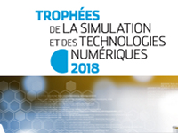 COMSOL France est partenaire des Trophées de la Simulation TERATEC 2018
