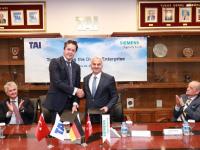 Turkish Aerospace Industries choisit Siemens pour transformer son entreprise numérique